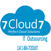 7Cloud7 IT Outsourcing icon