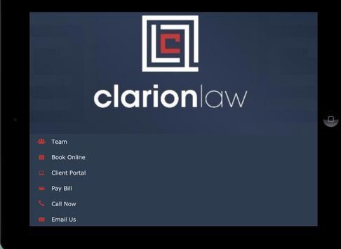 Clarion Law screenshot 4