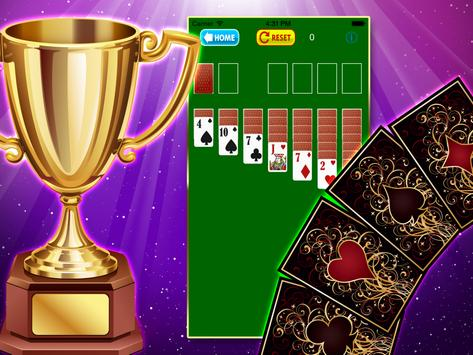 Classic Solitaire HD apk screenshot