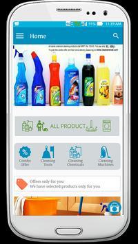 Cleaners Mall screenshot 1