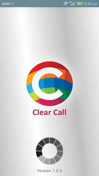 ClearCall poster
