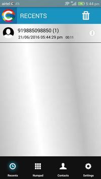 ClearCall apk screenshot