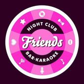 "Club ""Friends"" icon"