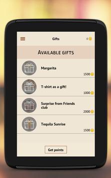 """Club """"Friends"""" apk screenshot"""