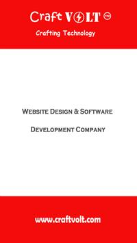 Website Design & Software Development Company poster