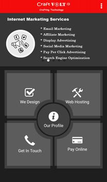Website Design & Software Development Company screenshot 2