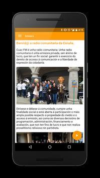 CUAC FM screenshot 5