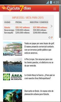 Cúcuta 7 Dias poster