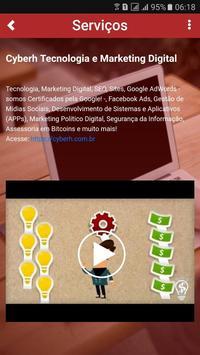 Cyberh Tecnologia e Agência de Marketing Digital screenshot 6