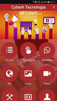 Cyberh Tecnologia e Agência de Marketing Digital poster