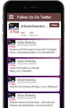 Daniel Web - Web Design  - MLM Software - MLM Web screenshot 7