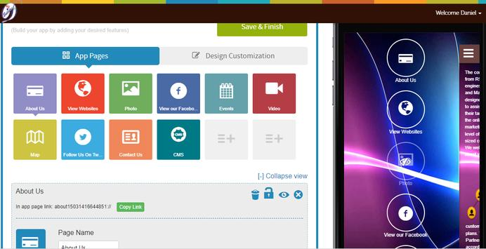 Daniel Web - Web Design  - MLM Software - MLM Web screenshot 9