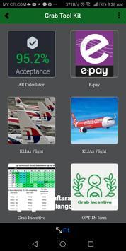 KL Selangor Grab Driver Registration screenshot 1