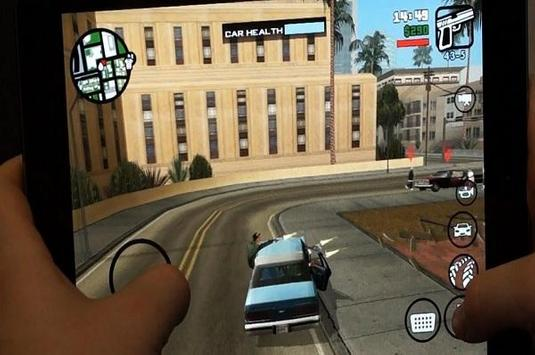 Cheats Latest Grand Theft : san andreas poster