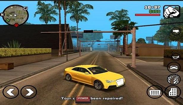 Cheats Latest Grand Theft : san andreas screenshot 1