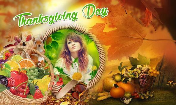 Thanksgiving Photo Frames apk screenshot