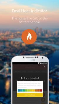 Dealsy - London retail deal apk screenshot