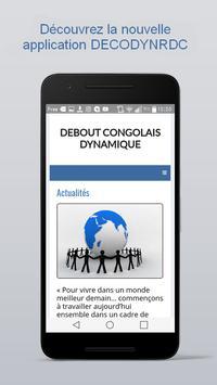 Debout Congolais Dynamique apk screenshot