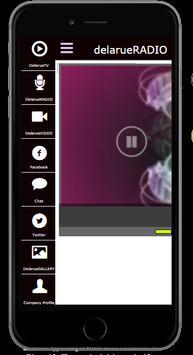 Delaruelive screenshot 1