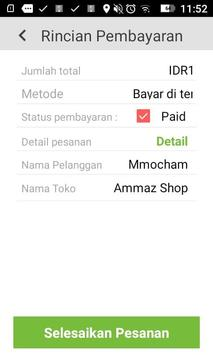 Ammaz Deliver screenshot 2