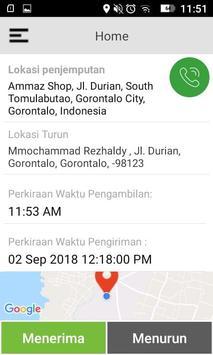 Ammaz Deliver screenshot 4