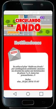 Circulando Ando screenshot 2