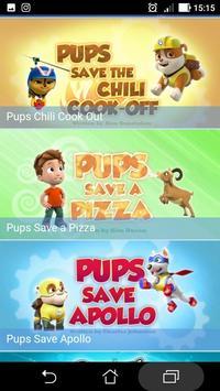 Paw Patrol Full Episodes screenshot 3