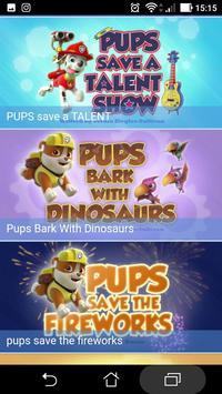 Paw Patrol Full Episodes screenshot 2