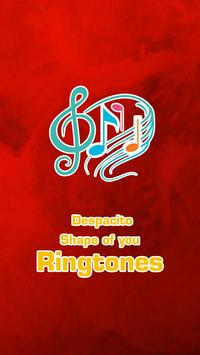 Download ringtone of shape of you