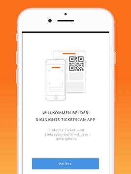 Diginights Ticketscan screenshot 5