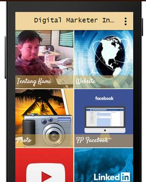 Pemasaran Digital poster