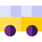 Rute Halte Bus (BETA) icon