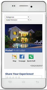 Directorio Social Costa Rica apk screenshot