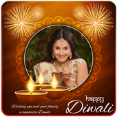 Diwali Greeting Cards Maker of 2019 icon