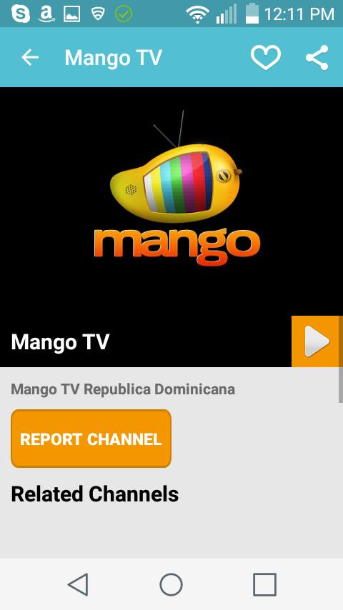 Dominican TV for Android - APK Download