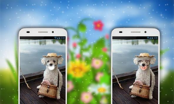Dog Photo Editor apk screenshot