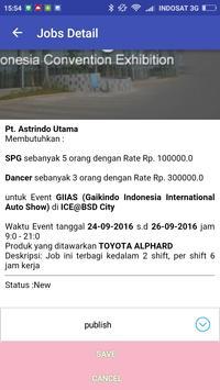 OSE One Stop Event apk screenshot