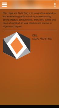 DNL LEGAL AND STYLE screenshot 1