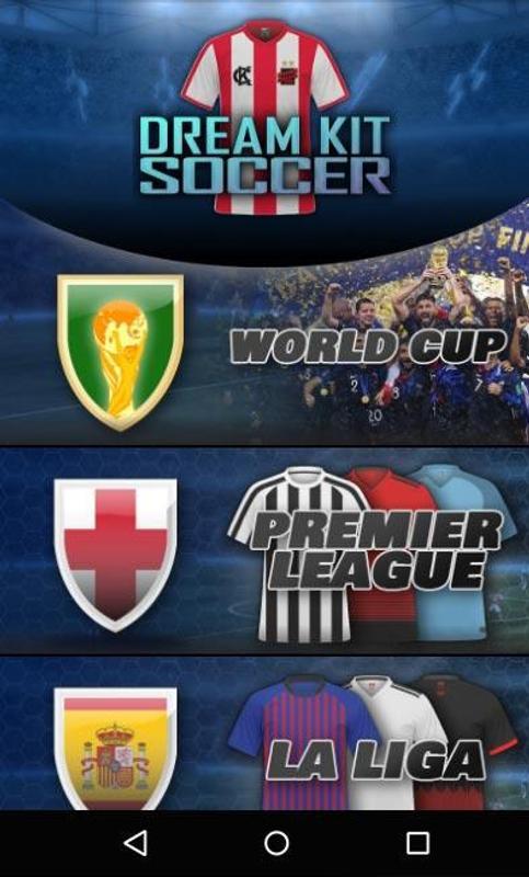 58cebef8a78 Dream Kit Soccer v2.0 for Android - APK Download