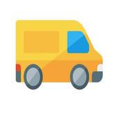 FCY logistics driver icon