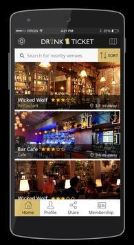 DrinkTicket screenshot 3