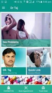 Dr Taj screenshot 1