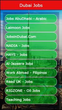 Dubai Jobs apk screenshot