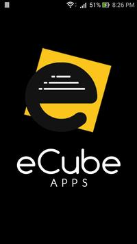 eCube apps poster
