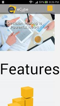 eCube apps screenshot 1