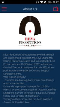 Eeva Productions apk screenshot