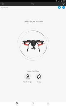 EHANG Play--for GHOSTDRONE 2.0 apk screenshot