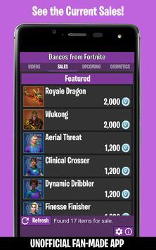Dances from Fortnite (Ad-Free) スクリーンショット 2