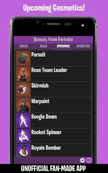 Dances from Fortnite (Ad-Free) スクリーンショット 3