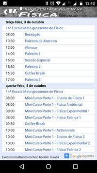 14ª Escola Mato-grossense de Física apk screenshot